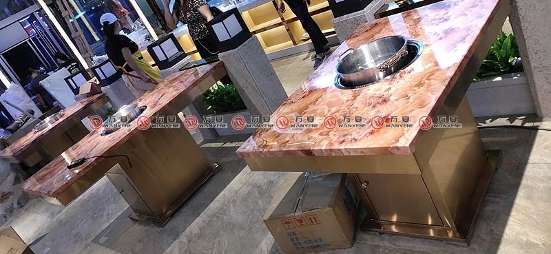 方桌火锅桌