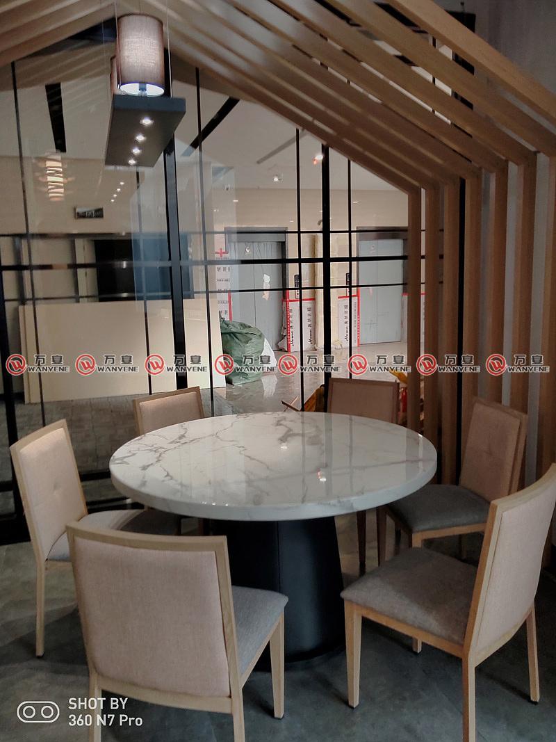 惠州粤喜悦茶楼家具